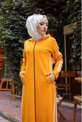 Dress Mustard - 4133
