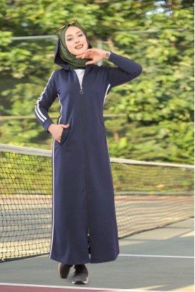 Dress Navy Blue - 4133