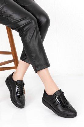 Gondol Hakiki Anatomik Yumuşak Taban Günlük Ayakkabı mik.12