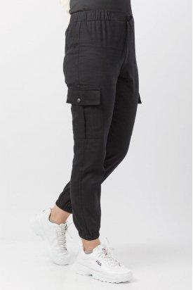 Kargo Pantolon TSD3712 Siyah