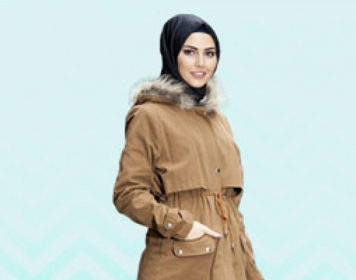 PLUS SIZE COATS-JACKETS