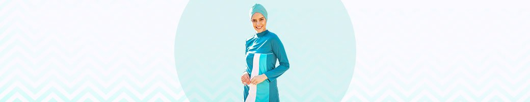 FULL CLOSED HIJAB SWIMWEAR