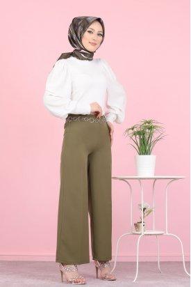 Pants Khaki - 3101